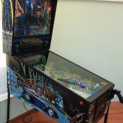 Batman Forever Pinball Restoration