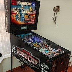 Robocop Pinball Restoration