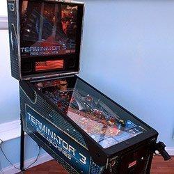 Terminator 3 Pinball Restoration