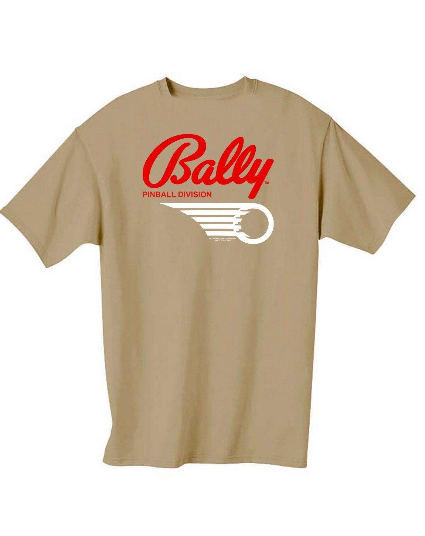 Bally Pinball T-Shirt