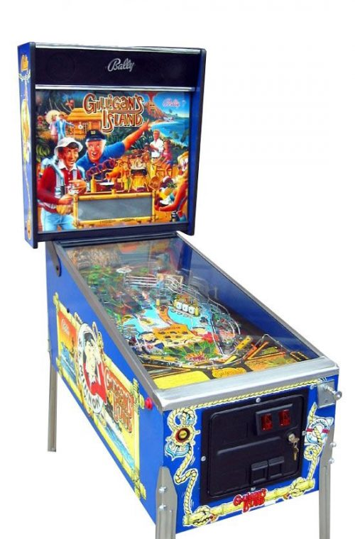 Gilligan's Island Pinball Machine For Sale