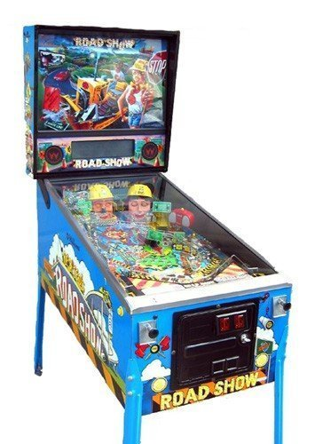 Road Show Pinball Machine For Sale
