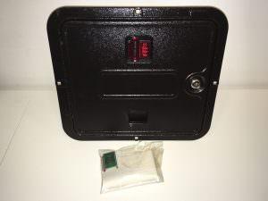 Coin Controls Pinball Machine Coin Door
