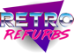 Retro Refurbs Mobile Logo