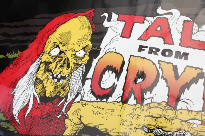 Tales From The Crypt Black 4