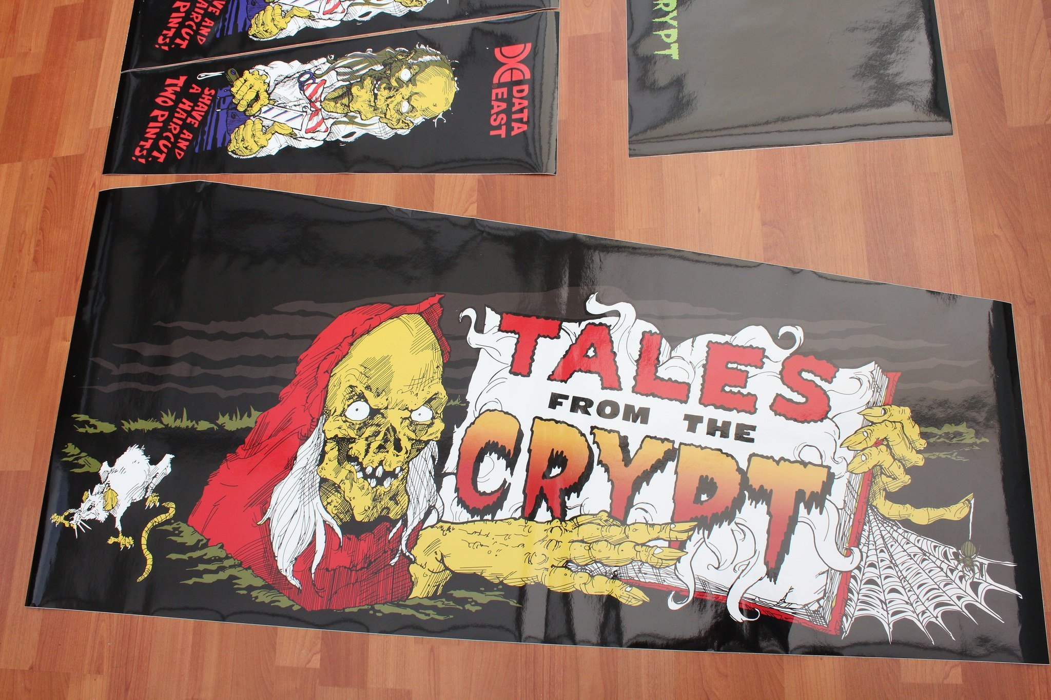 Tales From The Crypt Black 5