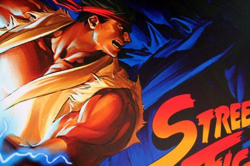 Street Fighter Ryu Alternative Translite 4