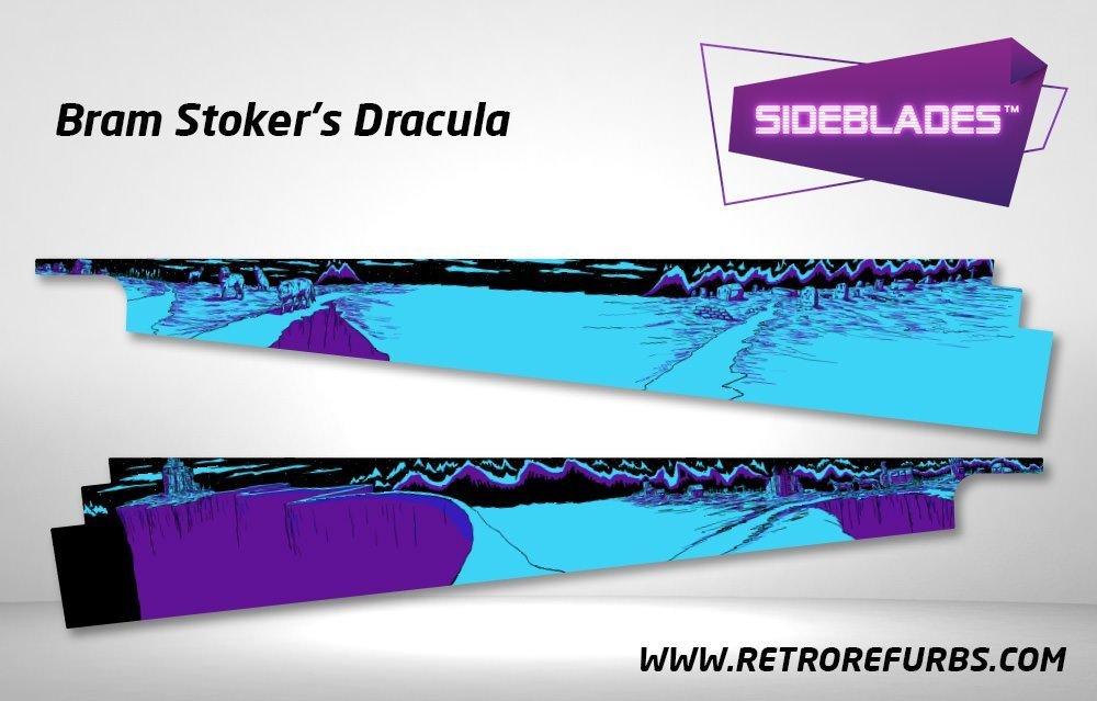 Bram Stoker's Dracula - Pinball SideBlades™