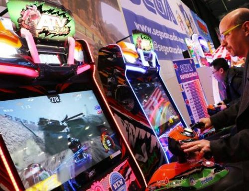 EAG 2019: The Latest Arcade Games Come To London