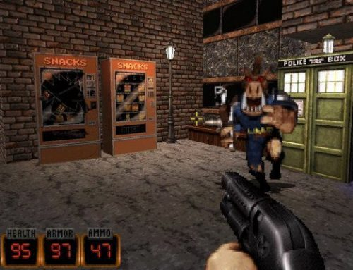 Top 10 Retro First Person Shooters