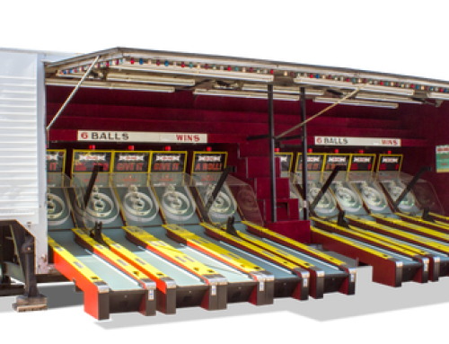 Newsbytes: Skee-Ball Carnival; Scarygirl Mission Maybee VR; Exploring An Abandoned Sega Hall; Rowe Acquired & More