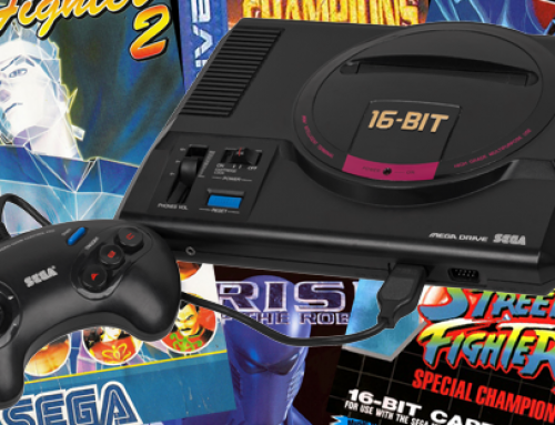 Five Best Sega Megadrive Fighting Games
