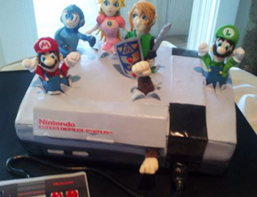 5 Nintendo Cakes That Will Make You Jealous