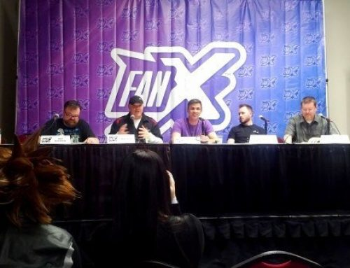 Deep Root Pinball Holds A Panel At FanX Salt Lake Comic Convention