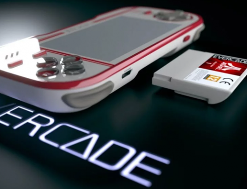 Evercade Handheld Console – Two More Publishers Sign-up!