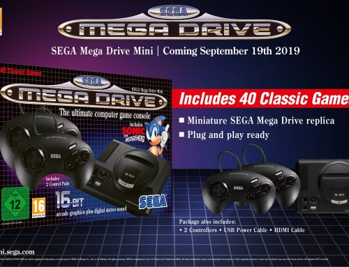 SEGA Mega Drive Mini – More Games Announced!