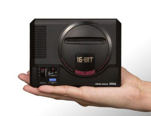 SEGA Mega Drive Mini – Full Games List Revealed!
