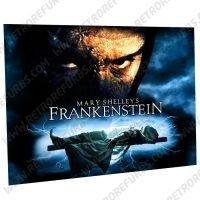 Frankenstein Monster Alternate Pinball Translite Alternative Flipper Backglass