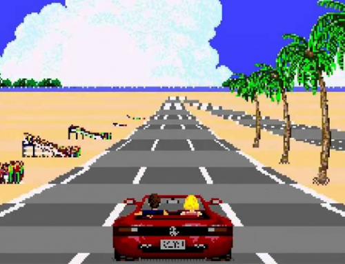 The Top 10 Racing Games for SEGA Mega Drive (Sega Genesis)