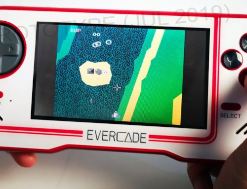 FIRST PHOTOS and HD TV Output Confirmed For Evercade