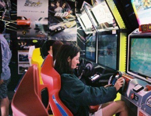 Newsbytes: Shikhondo Red Purgatory; Do Racing Games Equal Bad Drivers & More