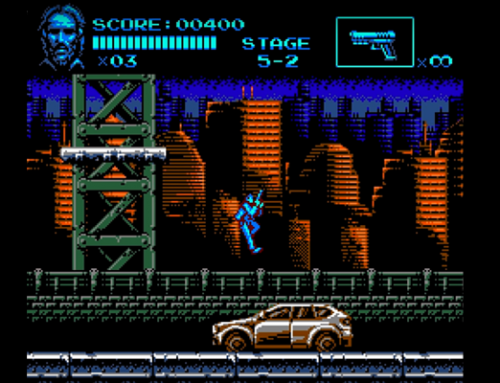 WATCH: Check Out The Fan-Made John Wick Game for NES!
