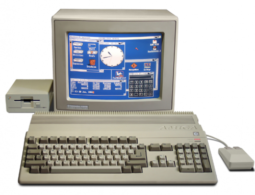 A Brief History Of: The Commodore Amiga