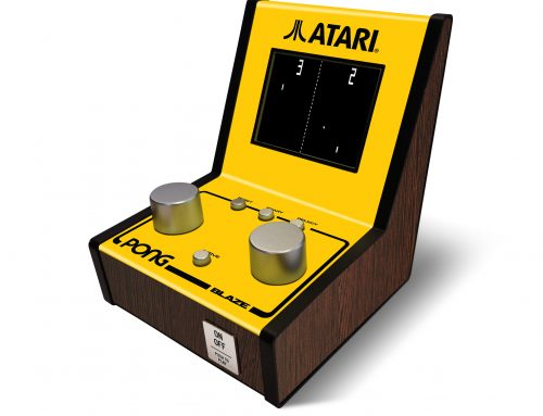 Atari Pong Mini Arcade (with 12 games) Official Trailer