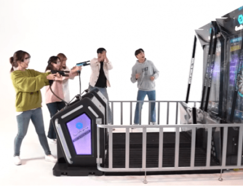Taito To Debut GunArena At IAAPA 2019