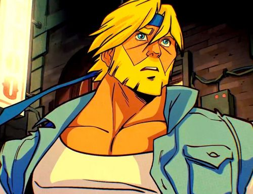 Streets of Rage 4 Is Coming To Switch Early 2020