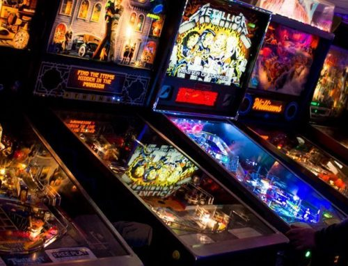 Arcade Club Opening In Blackpool Early 2020