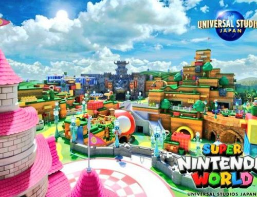 Relive Your Childhood In The Real Life Super Nintendo World