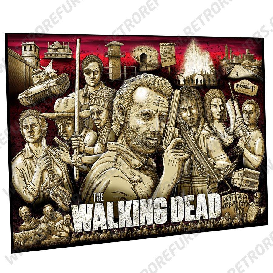 The Walking Dead Alternative