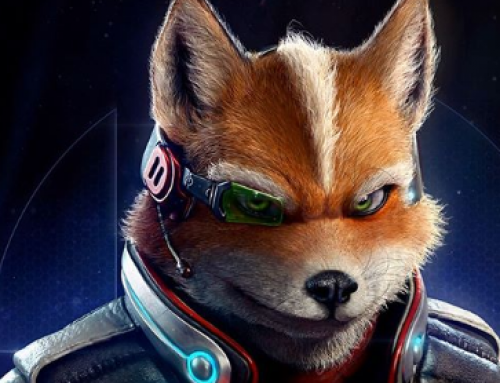 Star Fox Characters Recreated In Modern Art Style