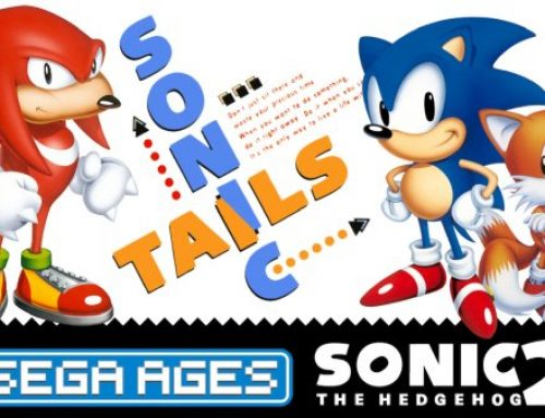SEGA Ages Sonic The Hedgehog 2 Is The Definitive Version
