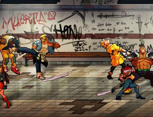 Streets of Rage 4 Will Have 4 Player Local Co-Op