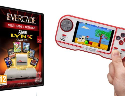 Evercade Atari Lynx Cartridge With 17 Games Announced