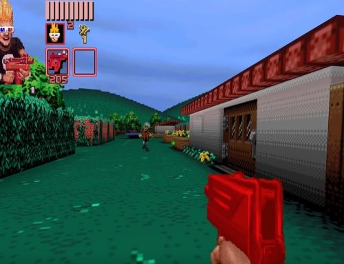 This Zombies Ate My Neighbours DOOM Mod Is Perfect