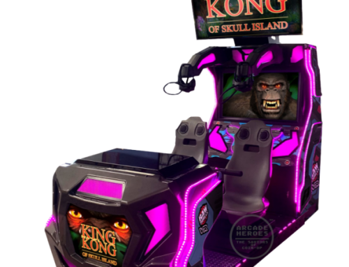 Raw Thrills Unveils Their First VR Title, King Kong Of Skull Island