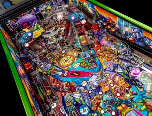 Teenage Mutant Ninja Turtles Pinball Deep Dive!  In Depth Overview of the Machine, Features, Rules, and More!