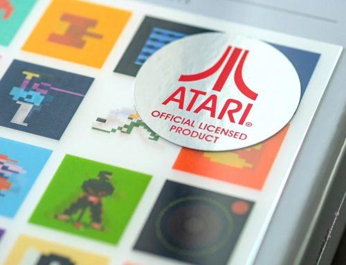 Get A Closer Look At The 'Atari 2600/7800: A Visual Compendium' Book!