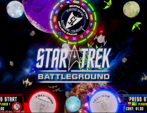 Canceled But Not Forgotten – Star Trek Battleground by Raw Thrills