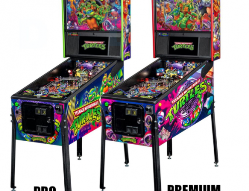 Cowabunga Dudes: Teenage Mutant Ninja Turtles by Stern Pinball