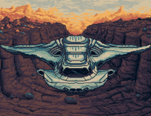 VergeWorld: Icarus Is A Brand New Amiga Game With A Demo