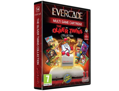 Evercade Reveal The Oliver Twins Collection!