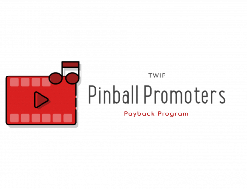 Upcoming TWIP Features, Pinball Promoters Payback Program, and Please Support TWIP :)