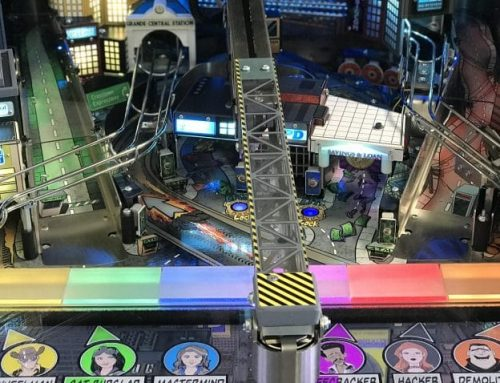 First Takes: Heist Pinball by Multimorphic