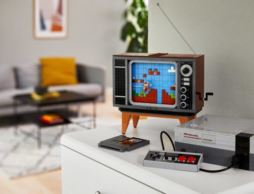 Lego NES Revealed