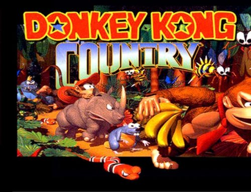 Donkey Kong Country Coming To Switch Online!