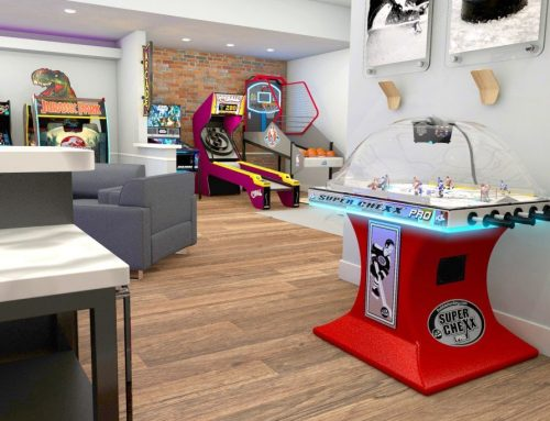ICE Launches New Home-Focused Arcade Product Line, ARCADE PRO